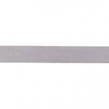 Sangle Coton 30mm grise