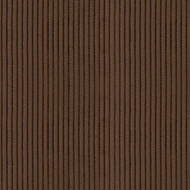 Velours grosses côtes marron