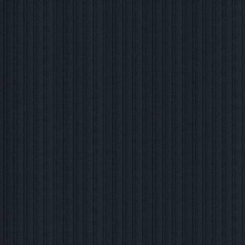 Velours côtelé bleu marine larges côtes