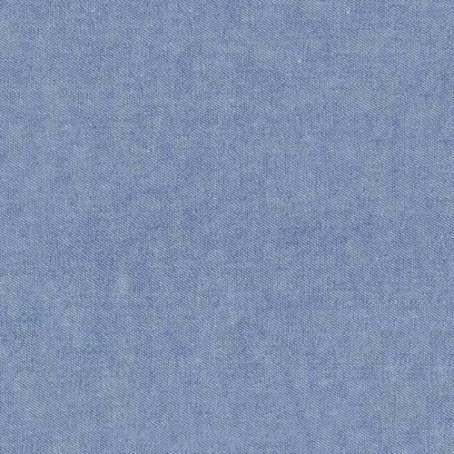 Jean coton bleu chiné 200 gr