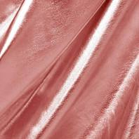 Lycra métallisé rose gold