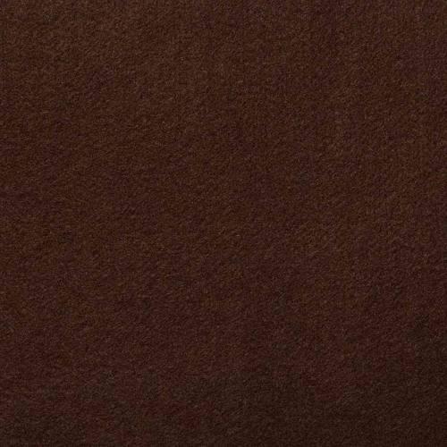 Rouleau 15m feutrine marron 91cm