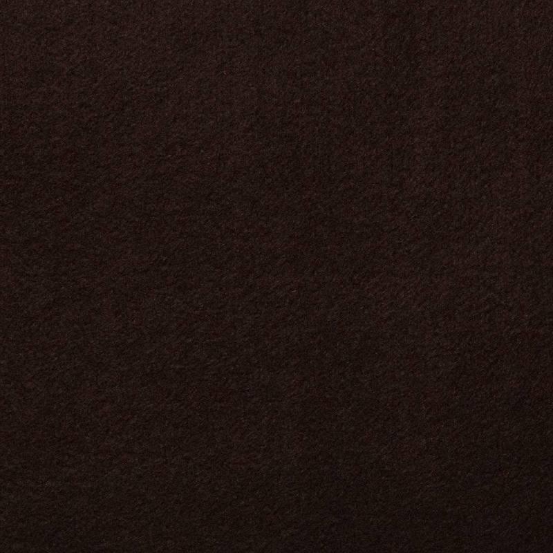 Rouleau 15m feutrine marron foncé 91cm