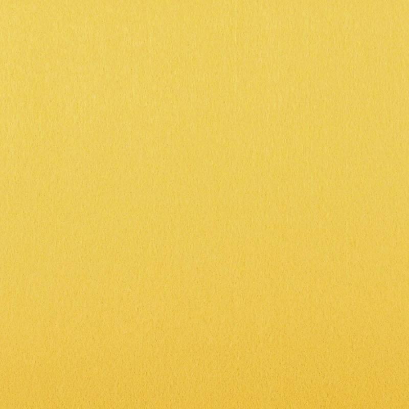 Rouleau 15m feutrine jaune citron 91cm