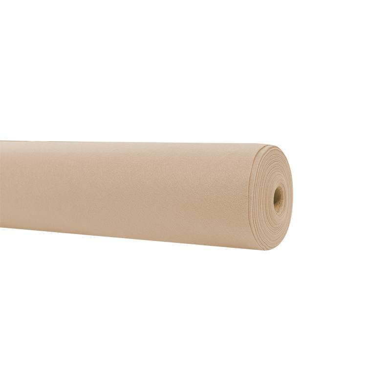 Rouleau 15m feutrine beige 91cm