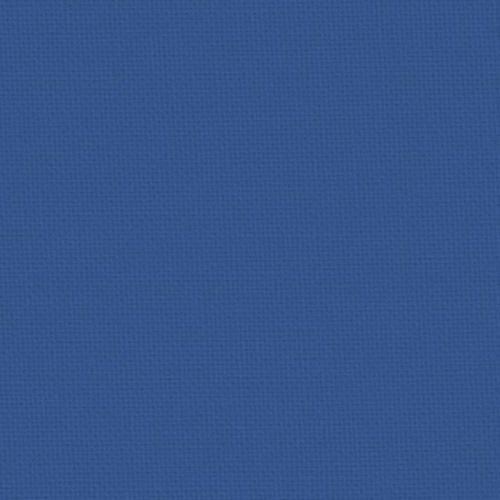 Toile coton bleu roi grande largeur