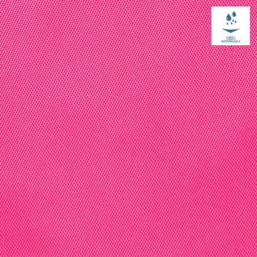 Toile polyester souple imperméable rose