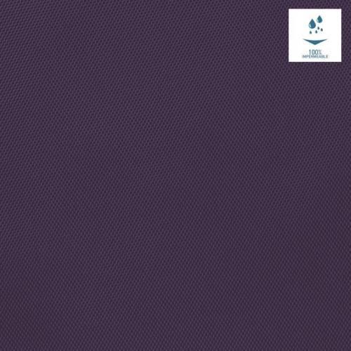 Toile polyester souple imperméable violette