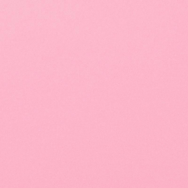 Coton uni couleur rose