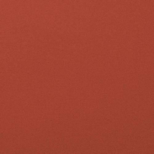 Coton terracotta uni oeko-tex