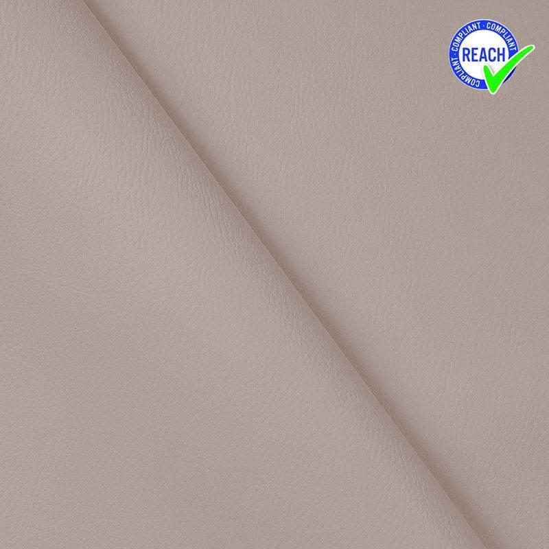 Simili cuir gris tourterelle