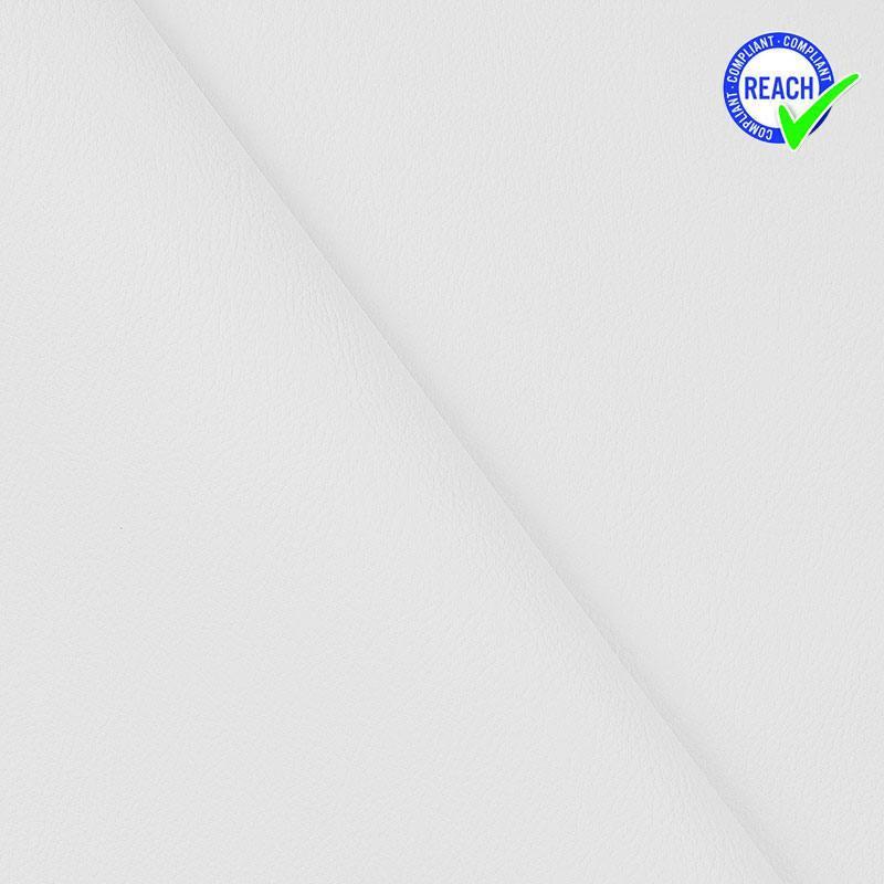 Rouleau de 20m simili cuir blanc