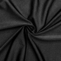 Lycra noir scintillant