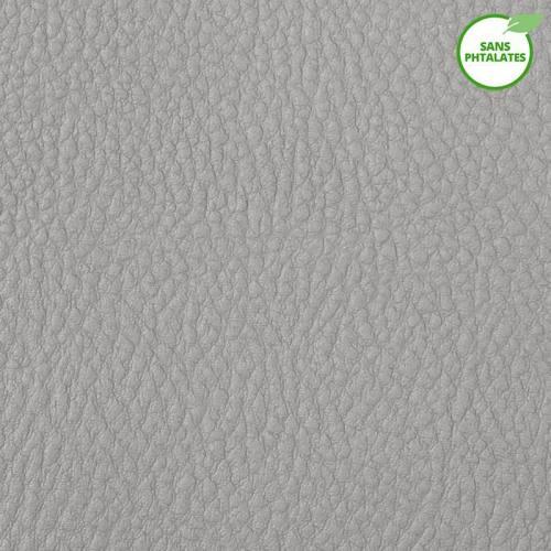 Simili cuir Dolaro gris clair