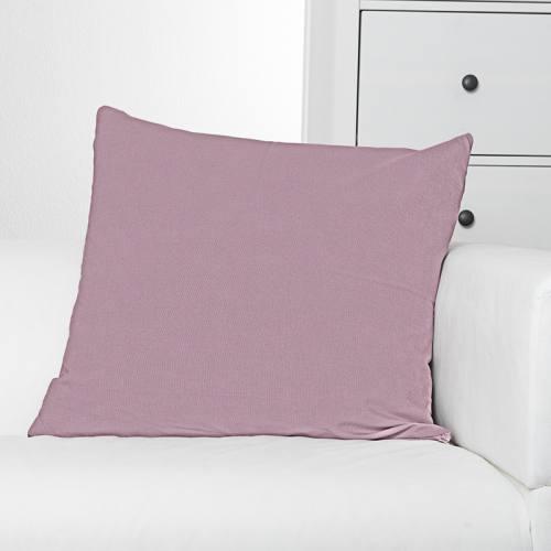 Toile coton rose dragée grande largeur