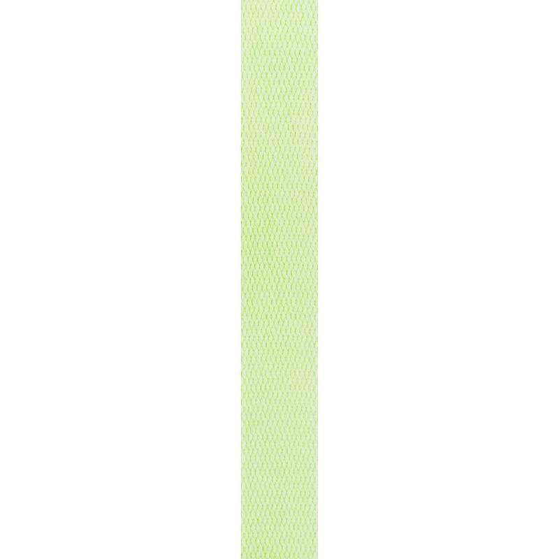 Sangle Coton 30mm vert pastel