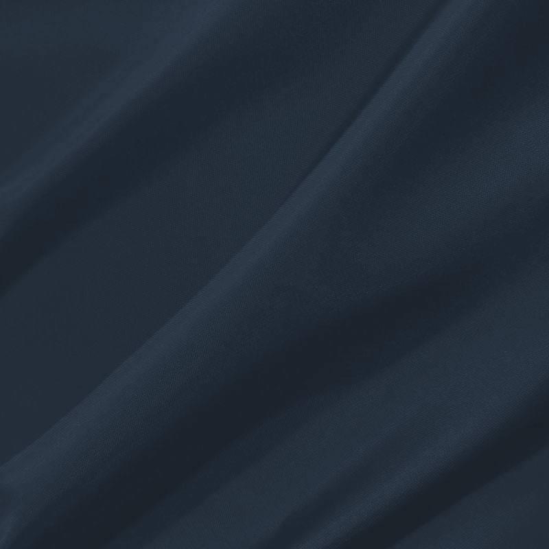 Doublure en pongé antistatique bleu marine