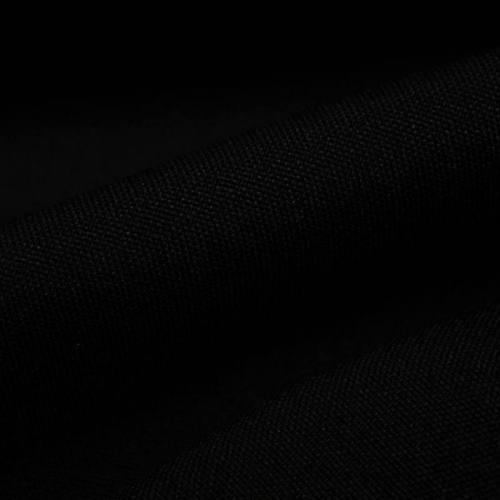 Rouleau 26m Burlington infroissable Oeko-tex noir