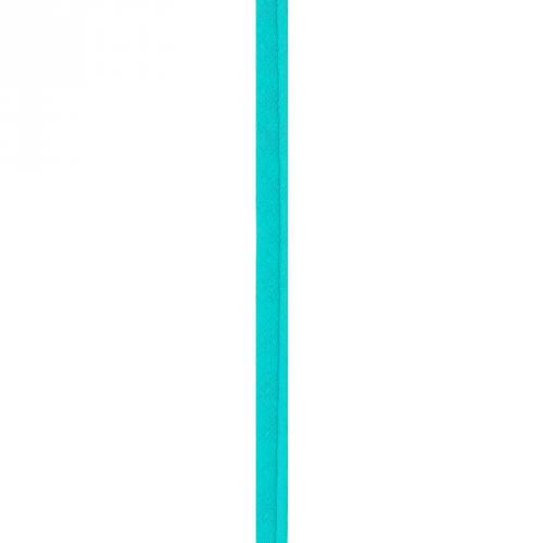 Passepoil 10mm bleu lagon