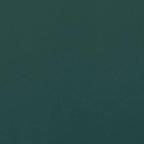 Gabardine de coton bleu canard