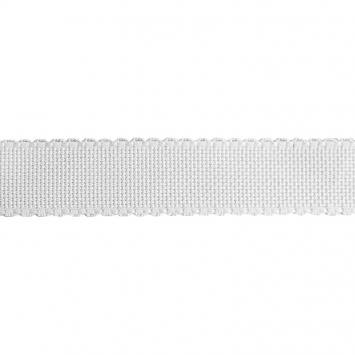 Ruban à broder Aïda 30 mm