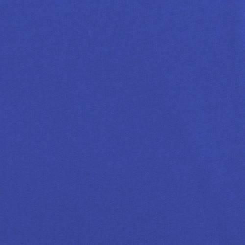 coupon - Coupon 34cm - Tissu molleton uni bleu