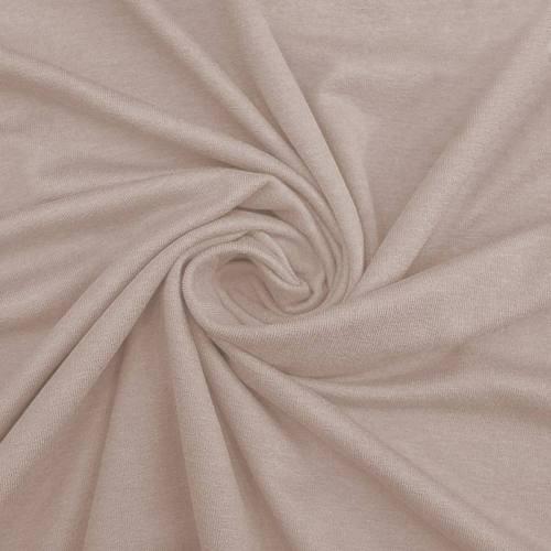 Jersey coton bio grège