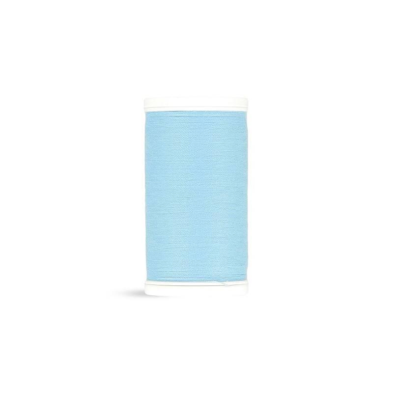 Fil polyester Laser bleu 2206