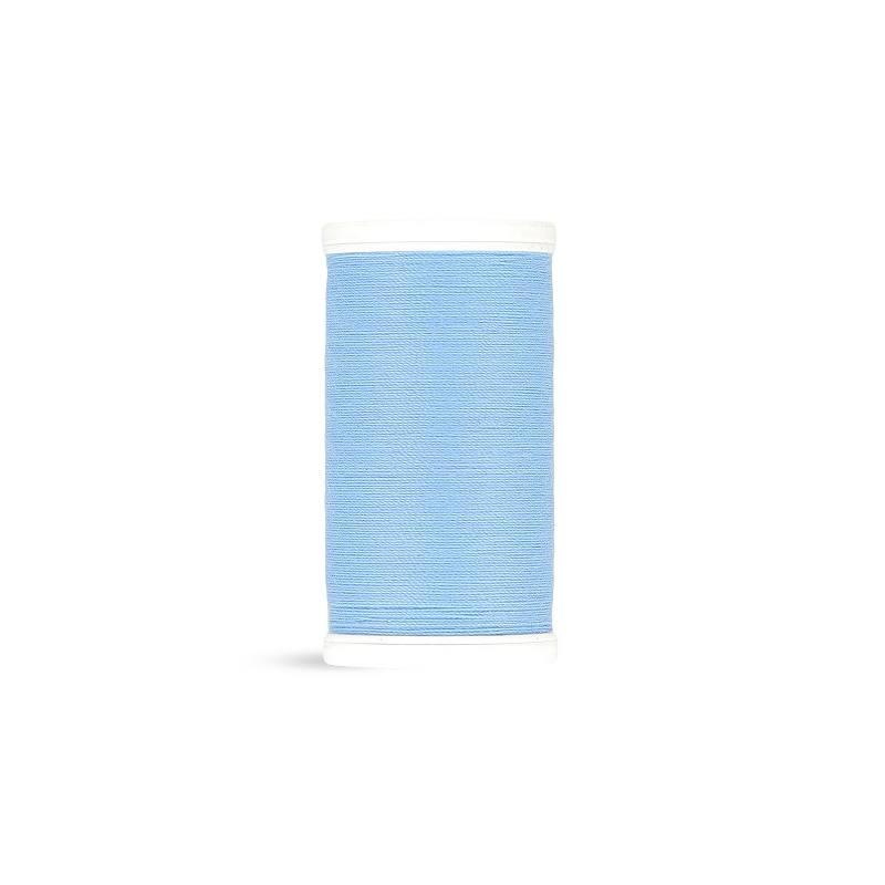 Fil polyester Laser bleu clair 2208