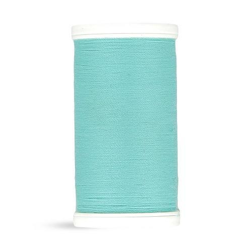 Fil polyester Laser bleu turquoise 2226