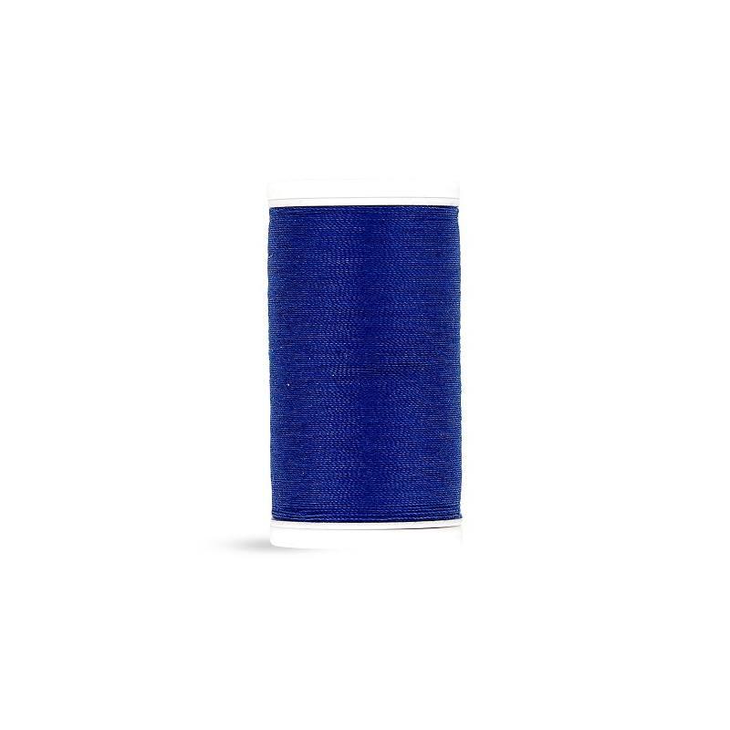 Fil polyester Laser bleu roi 2258