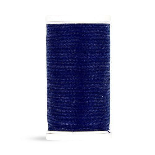 Fil polyester Laser bleu foncé 2262