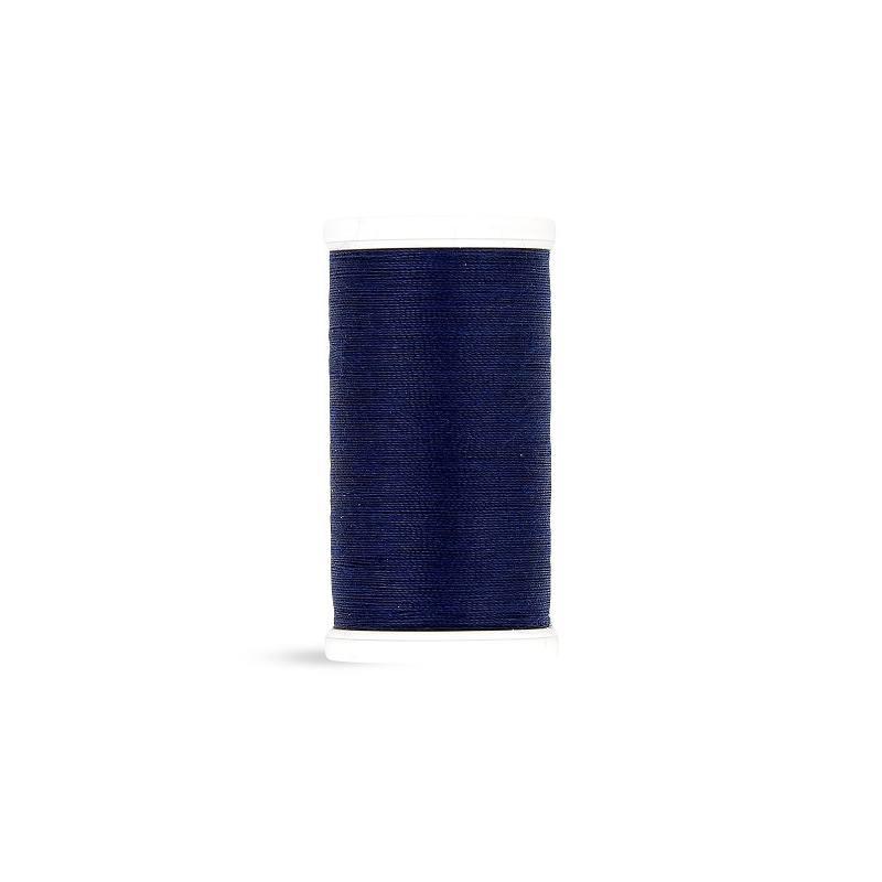 Fil polyester Laser bleu marine 2270