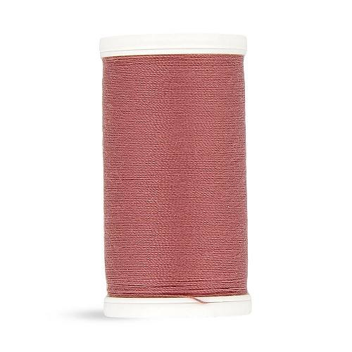 Fil polyester Laser vieux rose 2400