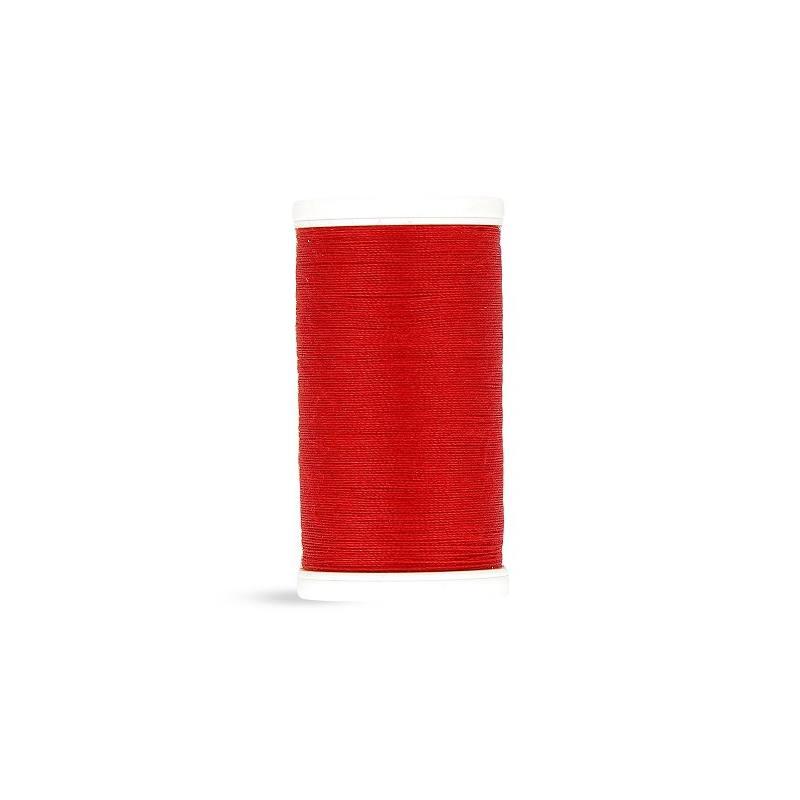Fil polyester Laser rouge foncé 2506