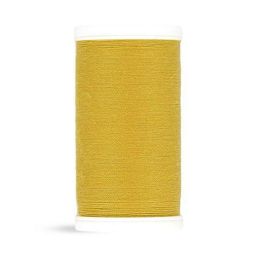 Fil polyester Laser jaune ocre 2626