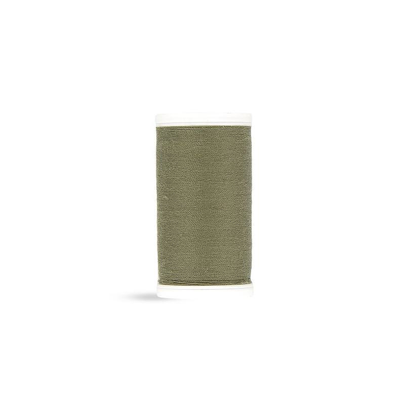 Fil polyester Laser marron 2824