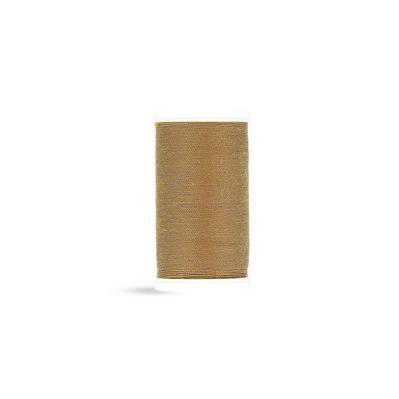 Fil polyester Laser marron 2842