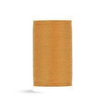 Fil polyester Laser marron cuivré 2844