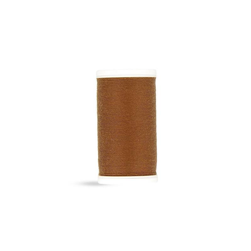 Fil polyester Laser marron 2856