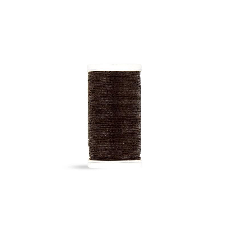 Fil polyester Laser marron foncé 2868