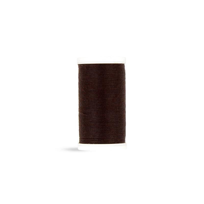Fil polyester Laser marron foncé 2870