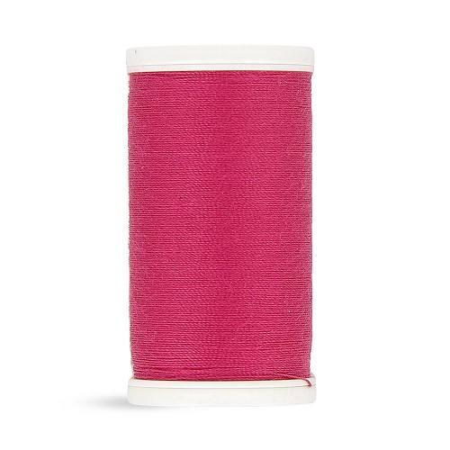 Fil polyester Laser rose fuchsia 2418