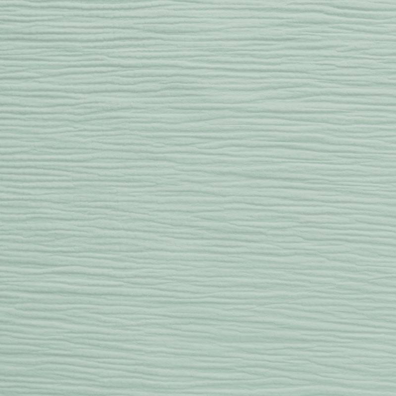 Triple gaze de coton vert d'eau