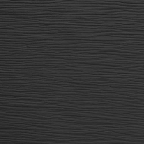 Triple gaze de coton anthracite