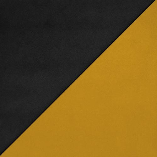 Tissu softshell ocre jaune