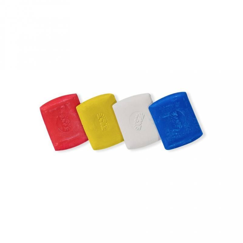 Boîte de 10 craies tailleur couleurs