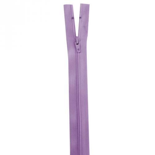 Fermeture lilas 12 cm non séparable col 862