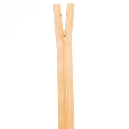 Fermeture abricot 35 cm non séparable col 167
