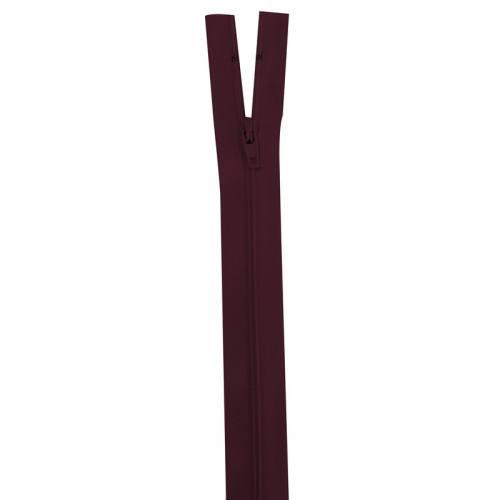 Fermeture lie de vin 35 cm non séparable col 048